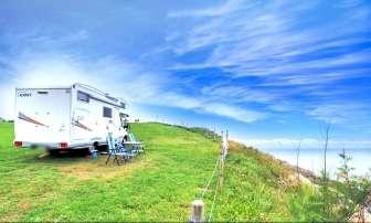 Entorno del Camping Comillas