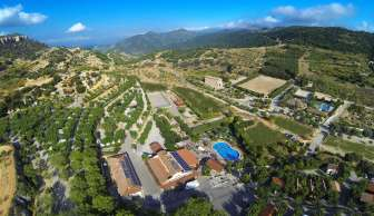Entorno del Camping Serra de Prades