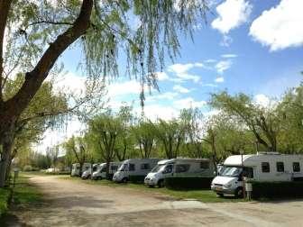 Entorno del Camping Don Quijote