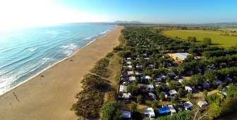 Entorno del Camping La Ballena Alegre Costa Brava