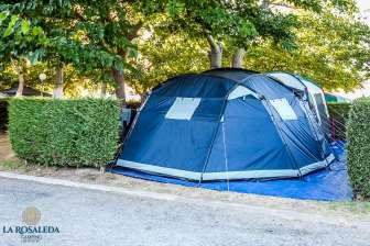 Entorno del Camping La Rosaleda