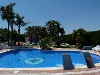 Entorno del Camping Las Palmeras Costa Brava