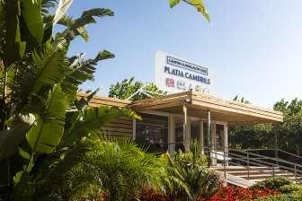 Entorno del Camping Bungalow Park Platja Cambrils Don Camilo