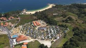 Entorno del Camping Playa Paisaxe II