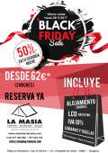 ¡Llega El Blackfriday Al Camping La Masia Tarragona! - Camping La Masía Tarragona