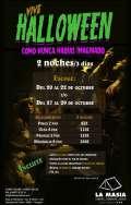 ¡¡Ven Al Camping La Masia Ha Pasar Un Halloween Terroríficamente Divertido!! - Camping La Masía Tarragona