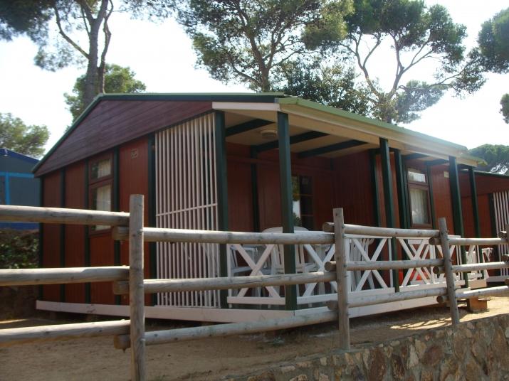 Bungalow tipo: Campitel en el Camping Cala Gogo