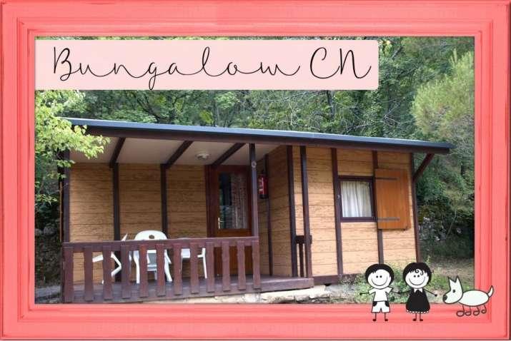 Bungalow tipo: Bungalow Cn en el Camping Boltaña