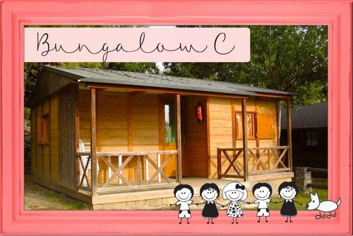 Bungalow tipo: Bungalow  C en el Camping Boltaña