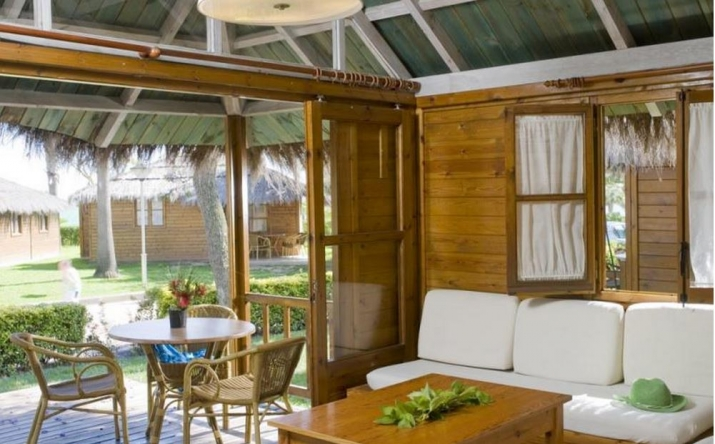 Bungalow tipo: Bali en el Camping Resort Sangulí Salou