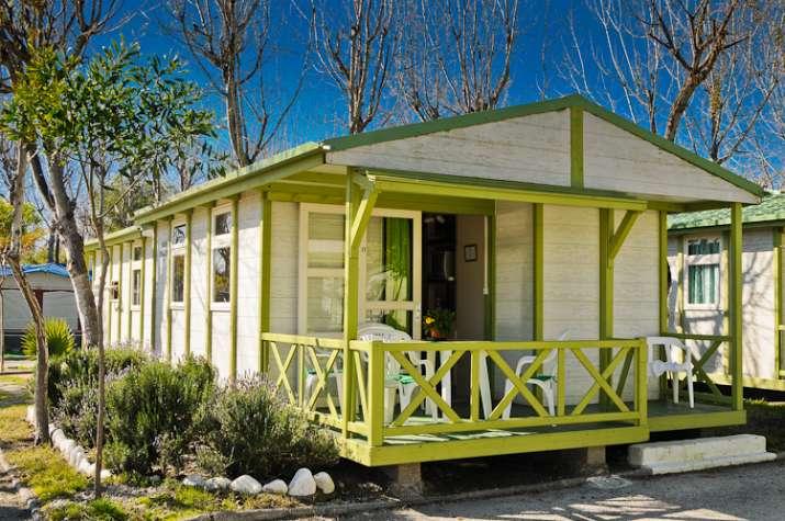 Bungalow tipo: Club en el Camping Playa de Poniente