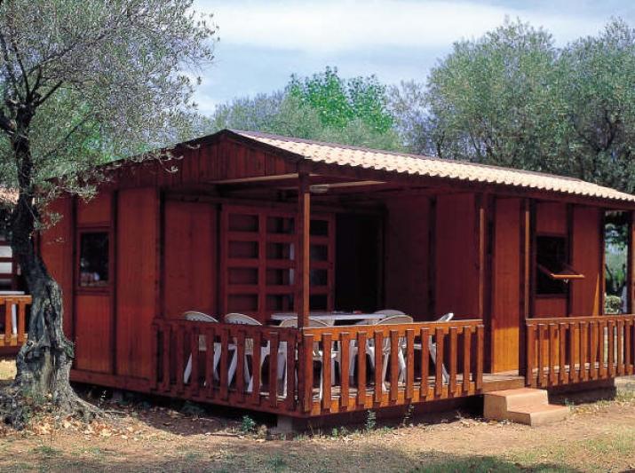 Bungalow tipo: Campitel en el Camping Relax Ge