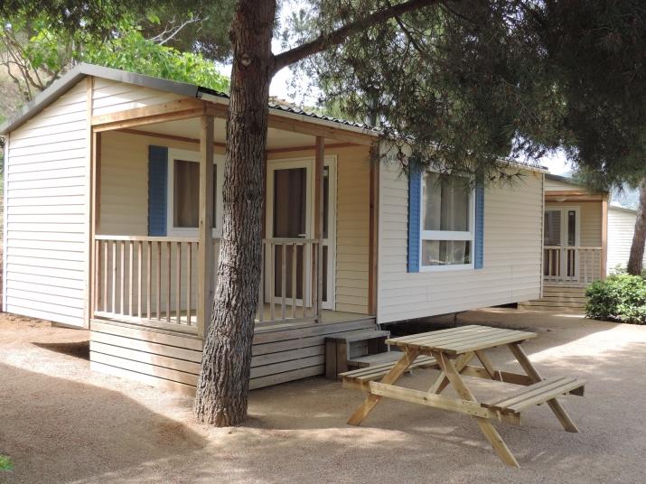 Bungalow tipo: Mobil Home Premium en el Camping El Carlitos