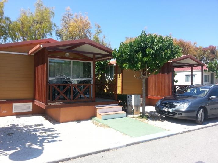 Bungalow tipo: Morea en el Camping Marjal Guardamar  & Resort