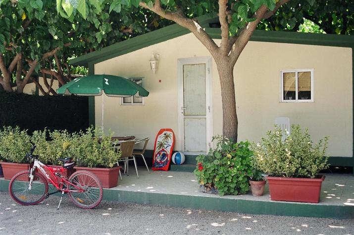 Bungalow tipo: Mediterrani en el Camping Bungalow Park  Platja Cambrils