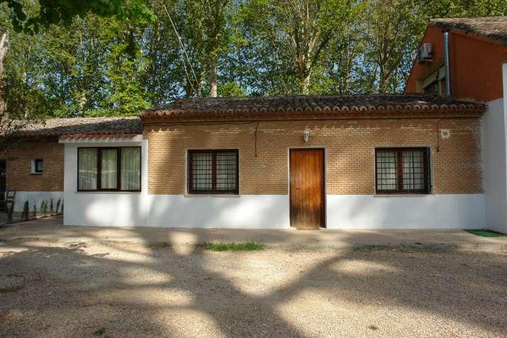 Bungalow tipo: Apartamento 22 en el Camping Internacional Aranjuez