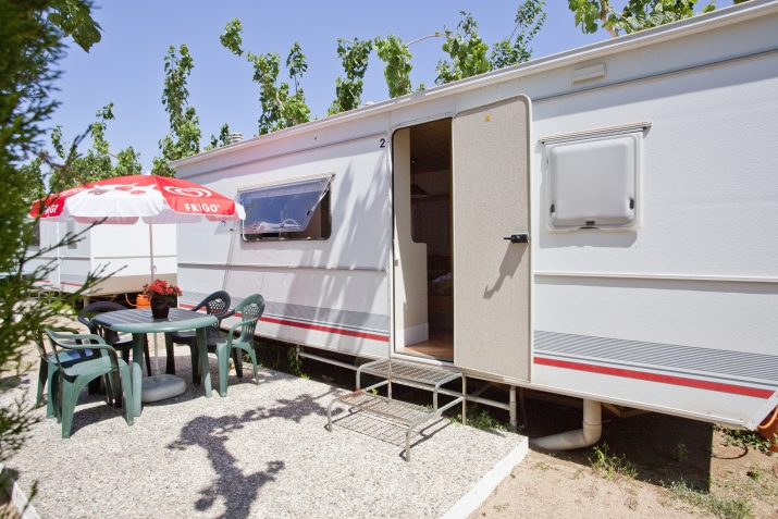 Bungalow tipo: Siesta en el Camping La Siesta Salou Resort
