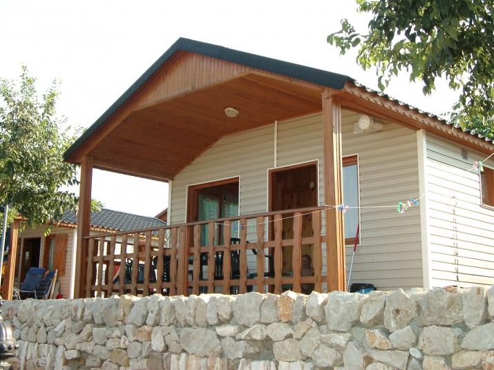Bungalow tipo: Jamaica en el Camping Ametlla
