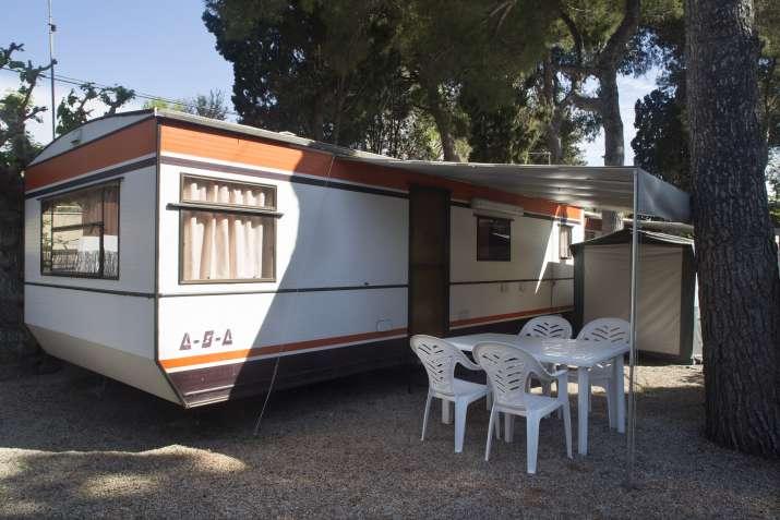 Bungalow tipo: Classic en el Camping La Noria