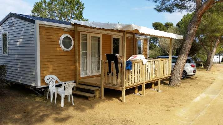 Bungalow tipo: Ocean en el Camping Cala Gogo