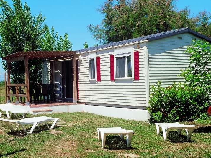 Bungalow tipo: Suite en el Camping Las Palmeras Costa Brava