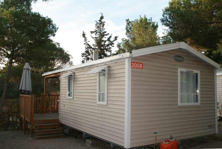 Bungalow tipo: S200 en el Camping Vilanova Park